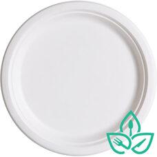 Sugarcane Plate – Round 10 inch
