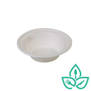 12oz Sugarcane compostable bowls