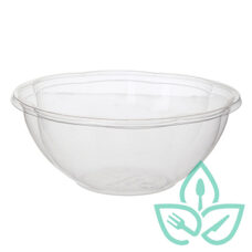 Floral Salad Bowl Base – 24 oz