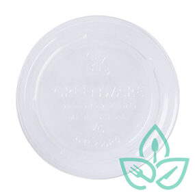 Clear Portion Cup Lid – 2oz
