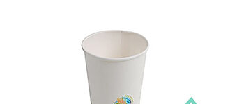 Hot Cups – Compostable White – 4oz