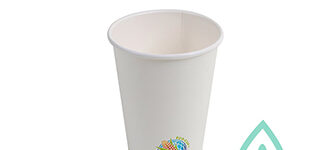 Hot Cups – Compostable White – 8oz