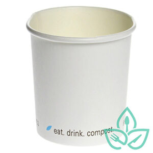 Besics Soup container 32 oz without lid