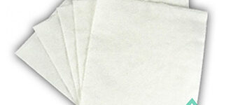 Beverage 1-Ply Napkin – White
