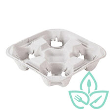 4 Cup Tray Holder