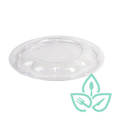 Compostable Dome Lid for 12-></noscript><img class=