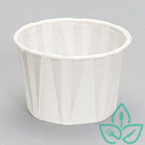 Harvest Paper Portion Cups – 2oz
