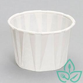 Harvest Paper Portion Cups – 2oz