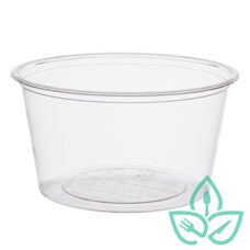 Clear Portion Cup – 4oz
