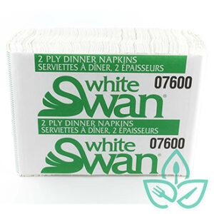 white swan paper napkins
