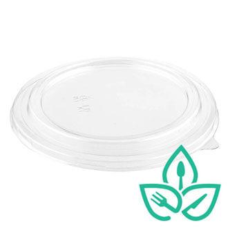 Clear Lid for Kraft Paper Salad Bowl